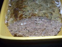 Ce pâté breton fait a partir de tête de porc et foie de poc
